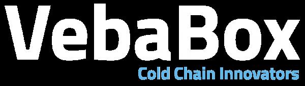VebaBox Cold Chain Innovators - Vector (Wit-blauw)